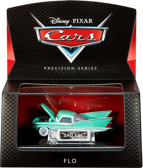 Disney / Pixar Cars Precision Series Flo Diecast Car