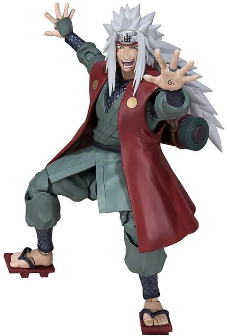 Naruto S.H. Figuarts Jiraiya Action Figure