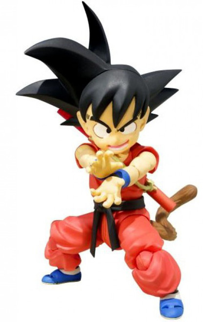 Dragon Ball S.H. Figuarts Kid Goku Action Figure
