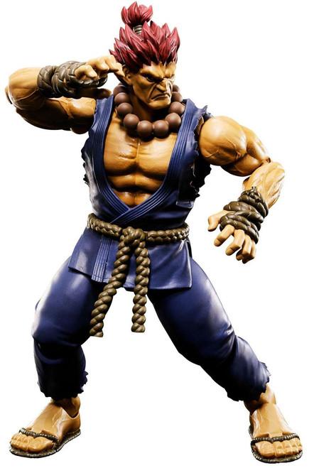 Street Fighter V S.H. Figuarts Akuma Action Figure