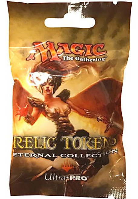 Ultra Pro MtG Trading Card Game Relic Tokens Eternal Collection Mystery Pack
