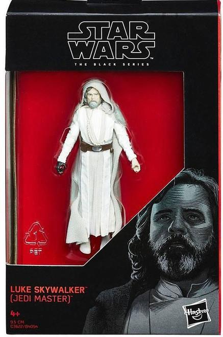 Star Wars The Last Jedi Black Series Luke Skywalker Action Figure [Jedi Master]