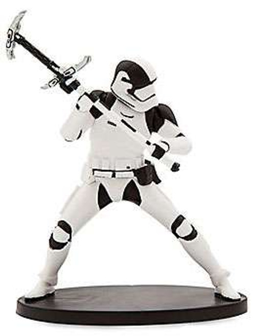 Disney Star Wars The Last Jedi First Order Stormtrooper Executioner PVC Figure [Loose]