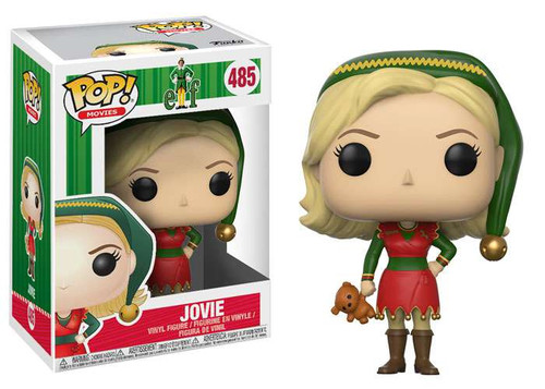 Funko Elf the Movie POP! Movies Jovie Vinyl Figure #485 [Elf Outfit]