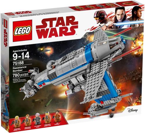 LEGO Star Wars Resistance Bomber Set #75188