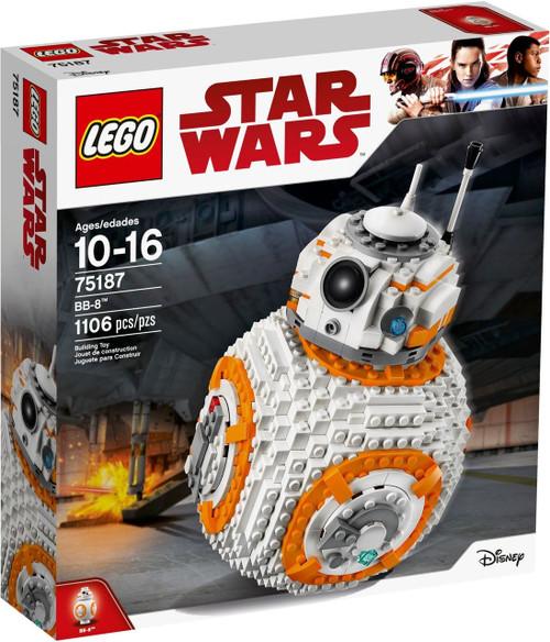 LEGO Star Wars BB-8 Set #75187