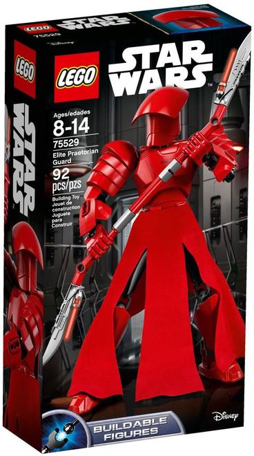 LEGO Star Wars Buildable Figures Elite Praetorian Guard Set #75529