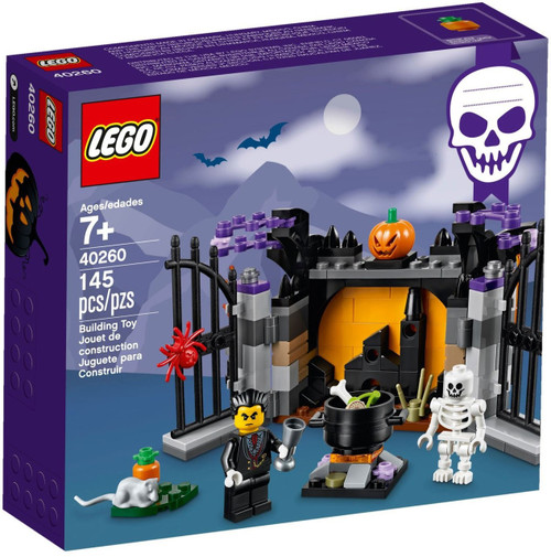 LEGO Halloween Haunt Set #40260
