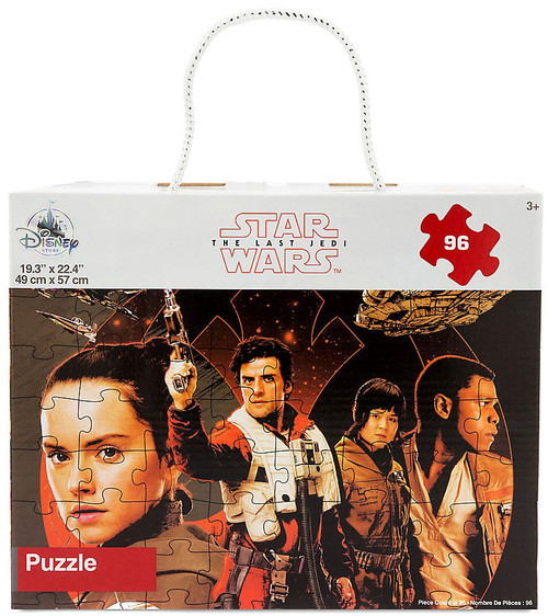 Disney Star Wars The Last Jedi Exclusive Puzzle