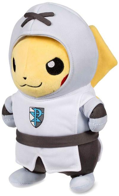 Pokemon Team Plasma Costume Pikachu Exclusive 8-Inch Plush
