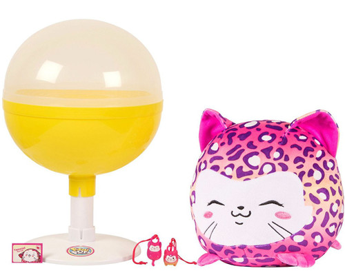 Pikmi Pops Surprise! Series 1 LARGE Pink Cat Exclusive Mystery Pack [Sweet Scented Jumbo Plush]