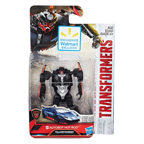 Transformers Autobot Hot Rod Exclusive Legion Action Figure
