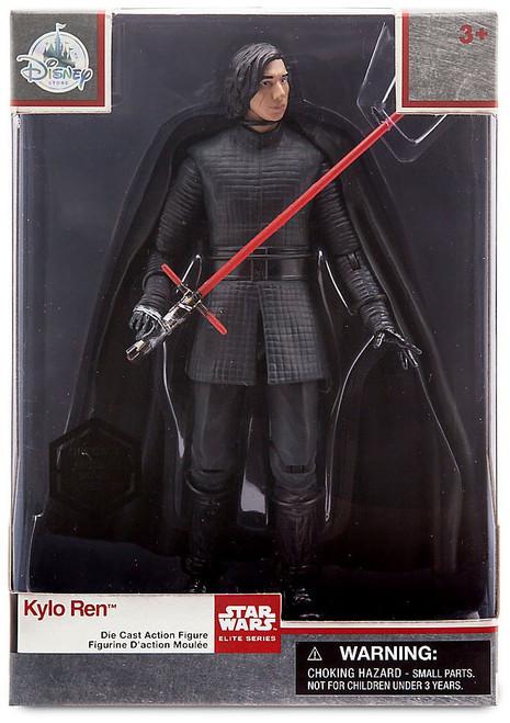 Disney Star Wars The Last Jedi Elite Series Kylo Ren Exclusive 6-Inch Diecast Figure [Unmasked]