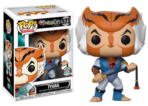 Funko Thundercats POP! TV Tygra Exclusive Vinyl Figure #573 [Specialty Series]