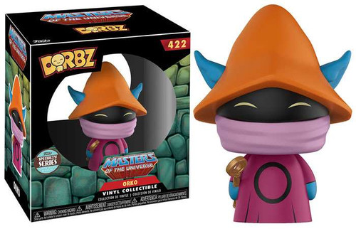 Funko Masters of the Universe Dorbz Orko Exclusive Vinyl Figure #422 [Specialty Series]