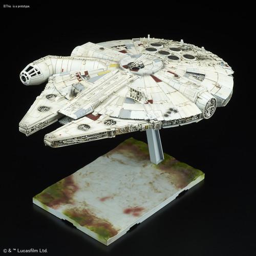 Star Wars The Last Jedi Millennium Falcon Model Kit
