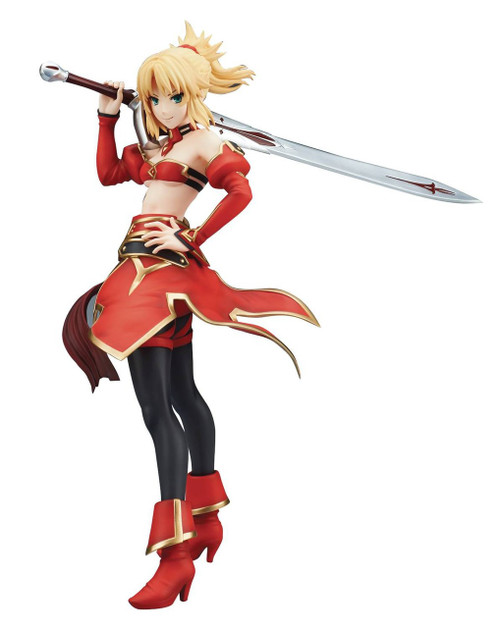 Fate/Grand Order Figma Mordred Action Figure [Saber of Red]