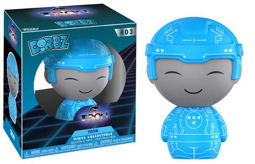 Funko Disney Dorbz Classic Tron Vinyl Figure #403 [Regular Version]