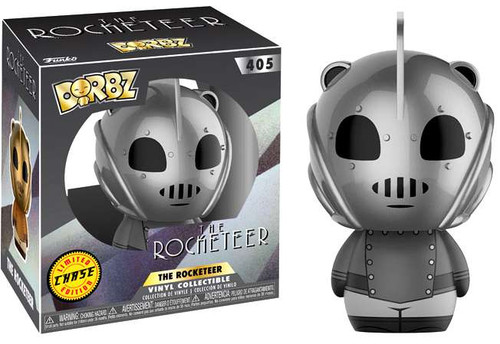 Funko Disney Dorbz The Rocketeer Vinyl Figure #405 [Silver Chase Version]