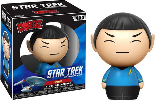 Funko Star Trek Dorbz Spock Vinyl Figure #400 [Regular Version]