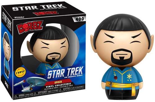 Funko Star Trek Dorbz Spock Vinyl Figure #400 [Goatee Chase Version]