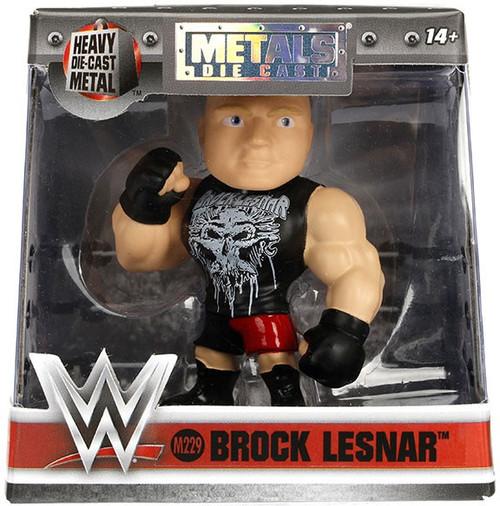 WWE Wrestling Metals Die Cast Brock Lesnar 2-Inch Diecast Figure M229