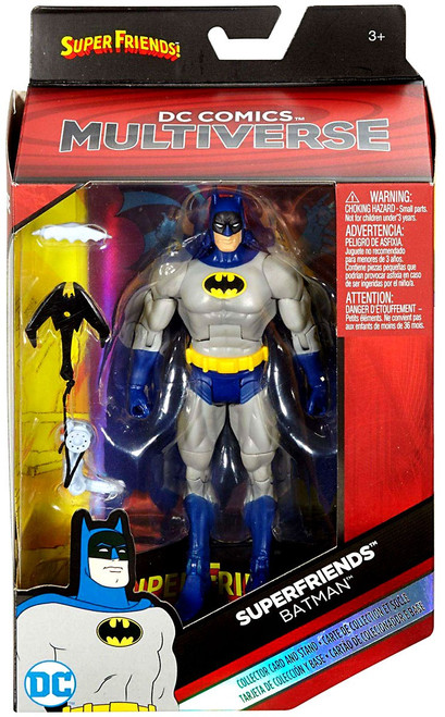 DC Superfriends Multiverse Batman Action Figure [Superfriends]