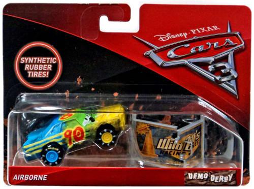 Disney / Pixar Cars Cars 3 Demo Derby Airborne Diecast Car