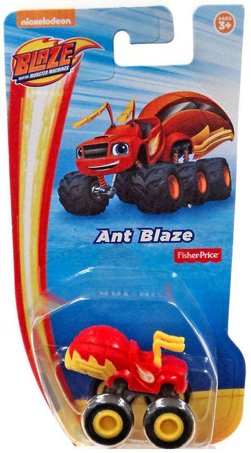 Fisher Price Blaze & the Monster Machines Nickelodeon Ant Blaze Vehicle