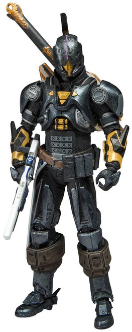 McFarlane Toys Destiny Vault of Glass Titan Amduet Ink Shader Exclusive Action Figure [Helm of Saint-14 Helmet]
