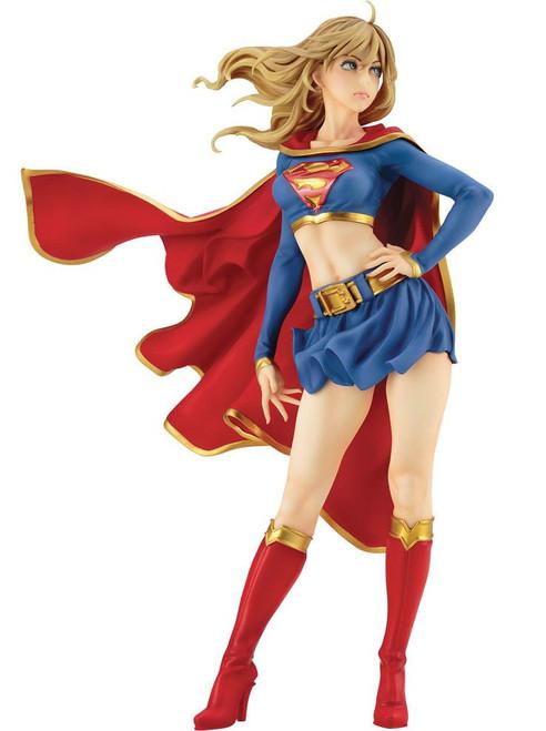 DC Bishoujo Supergirl Returns Statue