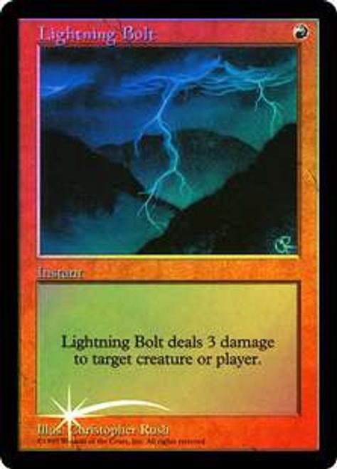 MtG DCI Judge Promo Lightning Bolt