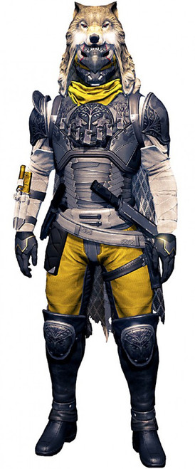 McFarlane Toys Destiny Iron Banner Hunter Blacksmith Shader Exclusive Action Figure [Celestial Nighthawk Helmet]