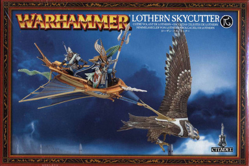 Warhammer Age of Sigmar Grand Alliance Order Swifthawk Agents Aelf Skycutter [Out of Print]