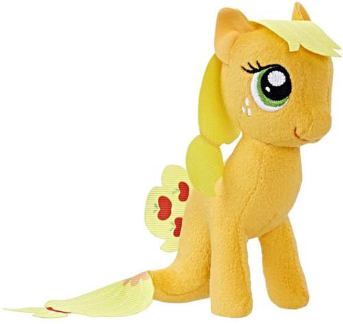 My Little Pony The Movie Applejack Sparkle Sea Pony 5-Inch Plush
