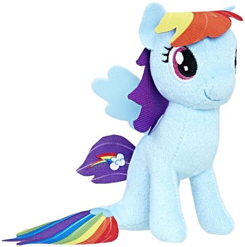 My Little Pony The Movie Rainbow Dash Sea Pony 5-Inch Plush