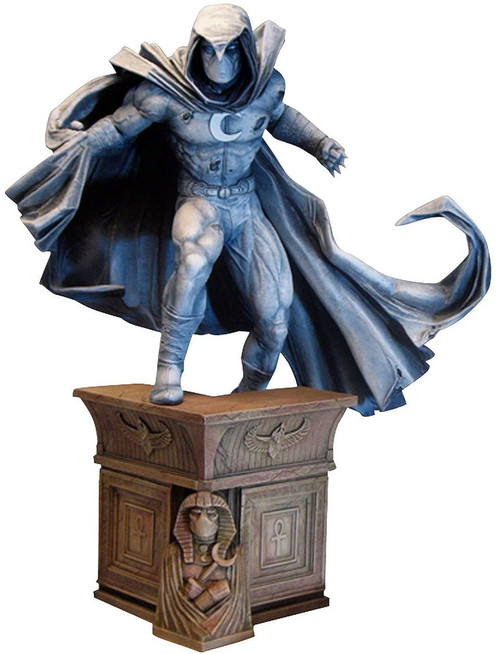 Marvel Premier Collection Moon Knight 12-Inch Resin Statue