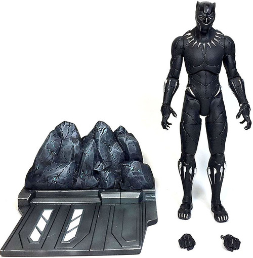 Marvel Select Black Panther Action Figure [2018 Movie]