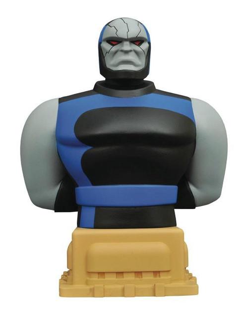 DC Superman Animated Darkseid 7-Inch Bust Bank