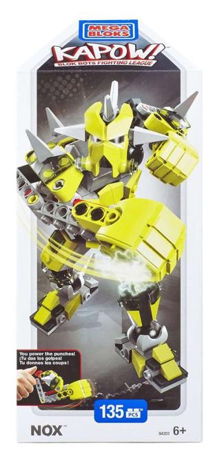 Mega Bloks Kapow! Nox Set #94201 [Damaged Package]