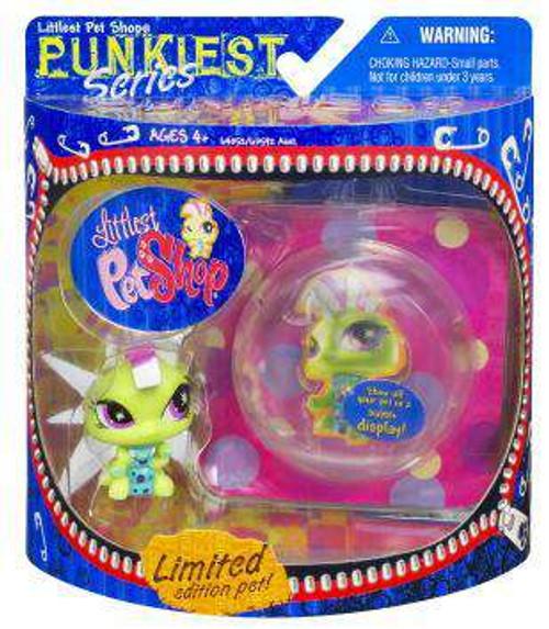 Littlest Pet Shop Punkiest Series 1 Caterpillar Figure [Damaged Package]