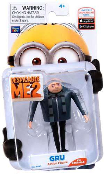 Despicable Me 2 Gru Action Figure [Damaged Package]