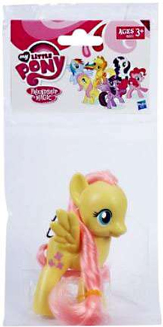 My Little Pony Friendship is Magic 3 Inch Bagged Fluttershy Figure [Loose]