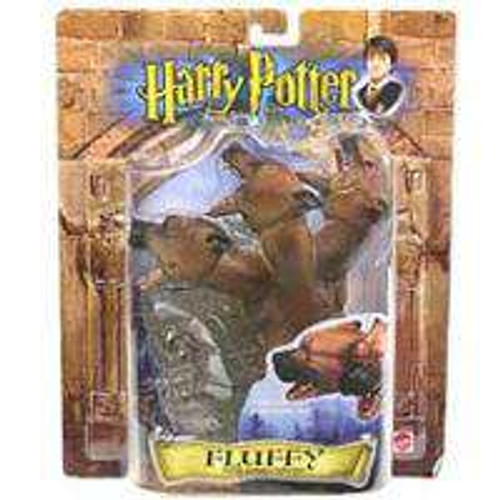 Harry Potter The Sorcerer's Stone Fluffy Action Figure [Damaged Package]