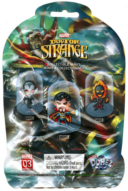 Marvel Domez Series 3 Doctor Strange Mystery Pack