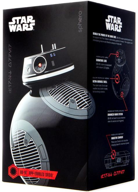 Star Wars The Last Jedi BB-9E 9.5-Inch Talking Figure [Sphero]