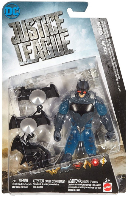 DC Justice League Movie Batman Action Figure [Night Ops]