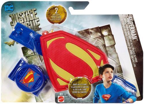 DC Justice League Movie Superman Snap & Wear-It Hero Set