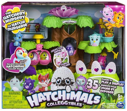 Hatchimals Colleggtibles The Hatchery Nursery Playset