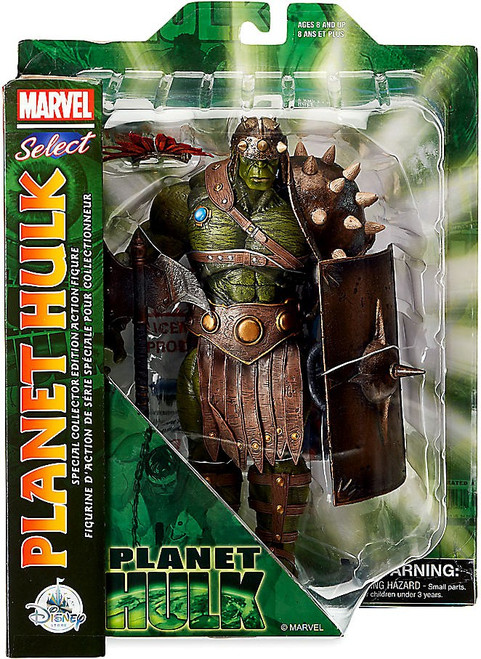 Thor: Ragnarok Marvel Select Planet Hulk Exclusive Action Figure